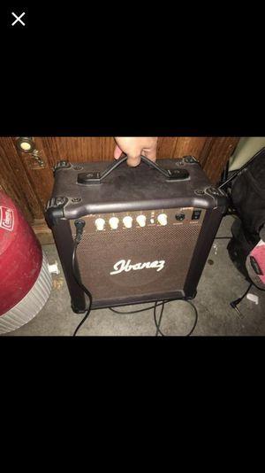 Ibanez guitar amp for Sale in Laveen Village, AZ