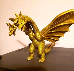 King Ghidorah Bandai Figure / Toy (Godzilla) for Sale in Norwalk, CA