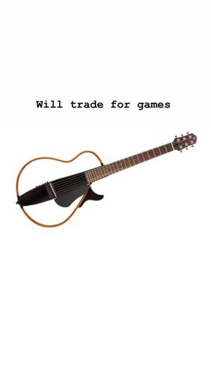 TRADING GUITARS / GEAR FOR VIDEO GAMES! for Sale in Farmers Branch, TX