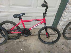 Red Magna BMX bike for Sale in Austin, TX