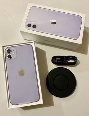 iPhone 11 and wireless headphones for Sale in Martinez, CA