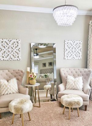 Tall beveled floor mirror 70x30 for Sale in North Miami Beach, FL