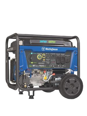 Westinghouse WGen7500DF Dual Fuel Portable Generator for Sale in Columbus, OH