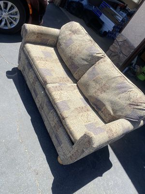 Travel trailer sofa bed for Sale in Stevinson, CA