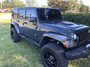 2017 Jeep Wrangler for Sale in Orlando, FL