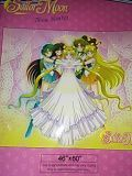 Brand new Sailor Moon throw blanket 46 inch by 60 inch for Sale in Orlando, FL