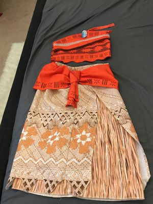 Moana costume for Sale in Chesapeake, VA