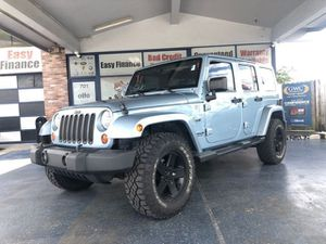 2012 Jeep Wrangler Unlimited for Sale in Fort Lauderdale, FL