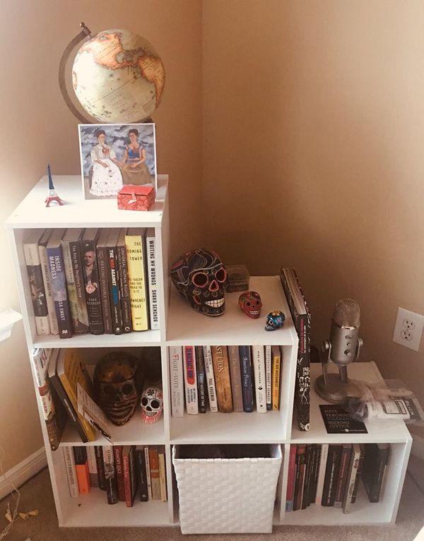Moving sale! White Bookcase