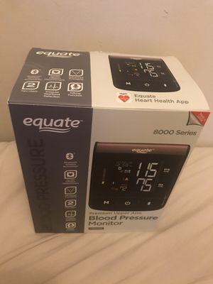 Blood pressure monitor premium upper arms for Sale in Los Angeles, CA