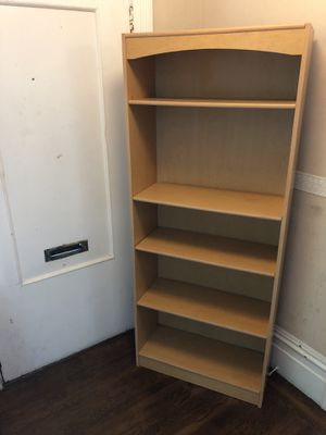 Tall bookshelf for Sale in San Francisco, CA