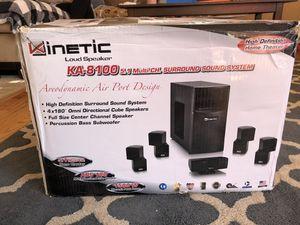 5.1 surround sound speakers for Sale in Old Bridge, NJ