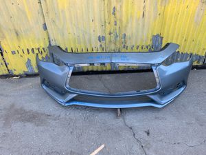 2017-2018-2019 INFINITI Q60 FRONT BUMPER COVER OEM for Sale in Torrance, CA