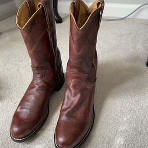 """JUSTIN BOOTS """"JACKSON ROPER CHESTNUT"""" for Sale in Brentwood, TN"""
