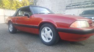 1991 Ford Mustang convertible for Sale in Washington, DC