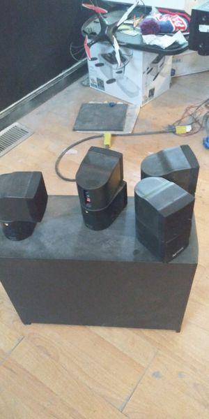 Marantz audio 1500 Watt HD MP4 Home Theater Speaker System for Sale in Lawrence, IN
