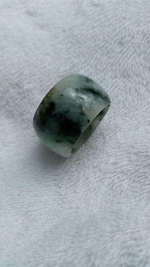 Jade ring Burma jade for Sale in Harper Woods, MI