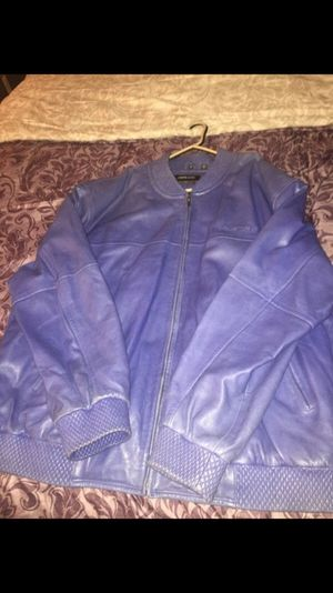 Leather pelle size 58 (3x) for Sale in Bronx, NY