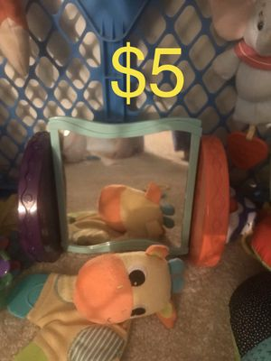 Tummy time mirror for Sale in West Puente Valley, CA