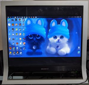 """Sony 19"""" Computer Monitor 4:3 ratio (full screen) for Sale in Port St. Lucie, FL"""