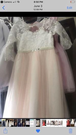 Flowers girl dresses for Sale in Avondale, AZ