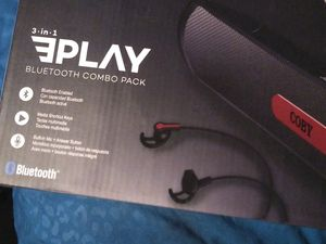 Coby Bluetooth combo pack for Sale in Anaheim, CA