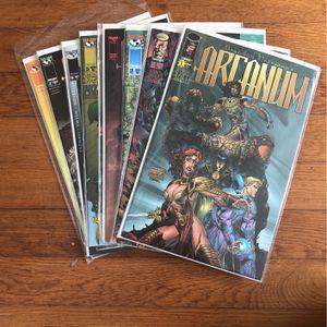 Arcanum Comics 1-8 for Sale in Hampton, VA