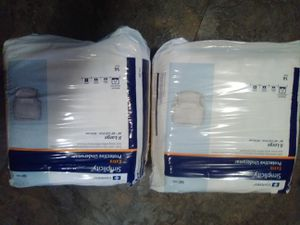 Xl adult diapers free for Sale in Lancaster, OH
