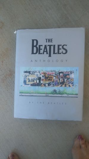 The Beatles Anthology Book for Sale in Riverside, CA