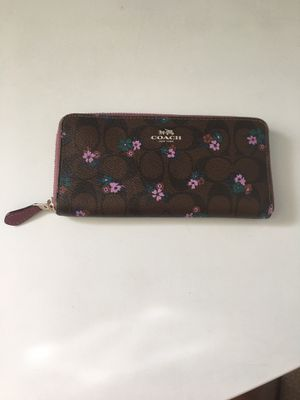 Coach women wallet for Sale in Placentia, CA