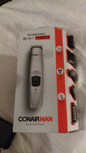 Rechargable all in 1 trimmer for Sale in Stockton, CA