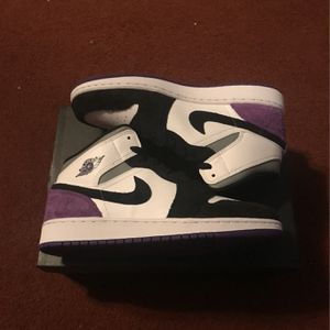 Air Jordan Mid SE Court Purple for Sale in Woodburn, OR