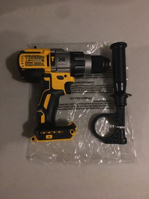 Dewalt Xr 20v hammer drill !!!!! New !!!! Tool only !!!! Pick up only !!!! $149.00 Home Depot plus tax for Sale in Pennsauken Township, NJ