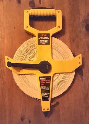 Empire 300' Measuring Tape for Sale in Concord, MA
