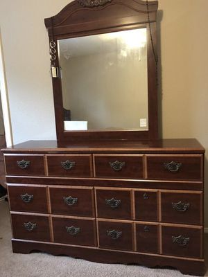 Bedroom set need gone Reduced Price for Sale in Portland, OR