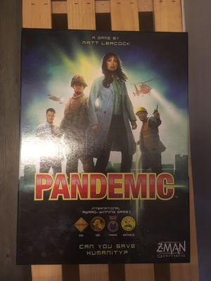 Pandemic Board Game for Sale in Hilliard, OH
