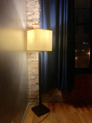 Floor Lamp - Crate and Barrel for Sale in Chicago, IL