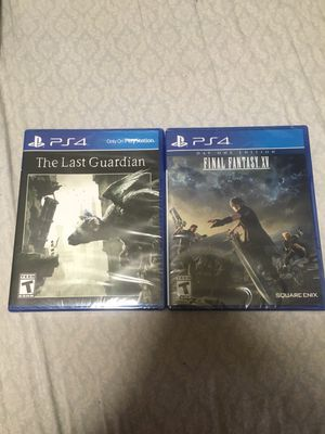 Ps4 Games Brand new for Sale in San Francisco, CA