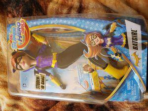 Dc comics batgirl doll new for Sale in Davenport, FL