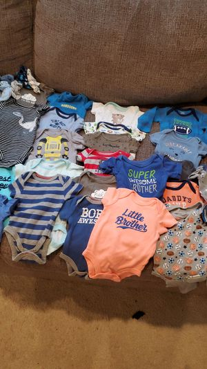 Newborn baby boy clothes for Sale in San Marcos, CA