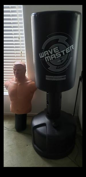 Wave master body punching bag for Sale in Winter Haven, FL
