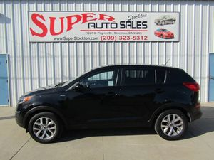 2016 Kia Sportage for Sale in Stockton, CA