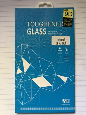 iPhone X toughened Glass protector for Sale in Sioux Falls, SD