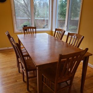 Kitchen Table W 6 Chairs for Sale in Issaquah, WA