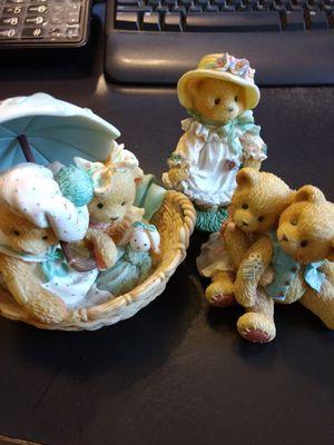 Cherished Teddies 3 for Sale in Barnegat Township, NJ