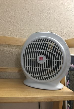 WarmWave Electric Fan Heater with Adjustable Thermostat for Sale in Aurora, CO