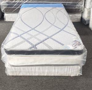 Cama twin mattress más box for Sale in Annandale, VA