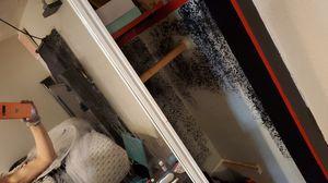 Mirror doors for closet for Sale in Visalia, CA