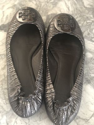 Tory Burch flats authentic for Sale in Gaithersburg, MD