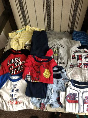 Baby boys clothes 12 piece lot for Sale in Lutz, FL